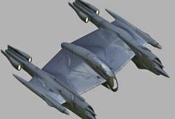 Chasseur de classe Rogue Porax-38