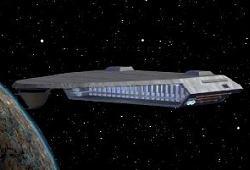 Croiseur de fret de classe Quasar Fire
