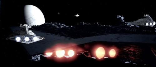 Cuirassé stellaire de classe Executor