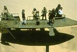 Esquif du désert