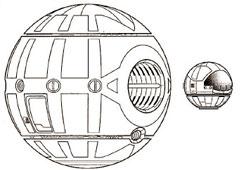 Vaisseau de Reconnaissance SkyBlind