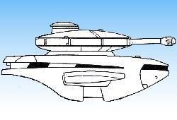Véhicule Anti-infanterie SP.9