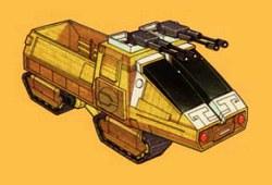 Véhicule de Transport SRV-1