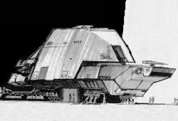 Barge spatiale X-23 StarWorker