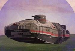 Char à répulsion T1-B