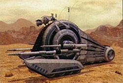 Tank dro�de NR-N99 de classe Persuader