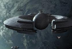 Vaisseau de combat dro�de de classe Lucrehulk
