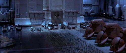 Vaisseau de combat droïde de classe Lucrehulk