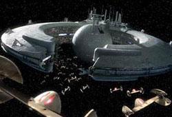 Vaisseau de contrôle droïde de classe Lucrehulk