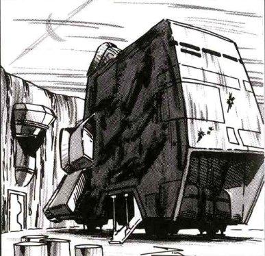 Transporteur Cargo Subla-Ransom