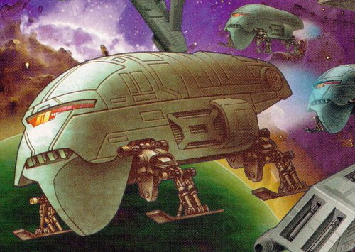 Transporteur de classe Meteor