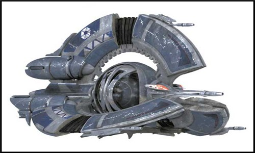 Droïde Tri-chasseur