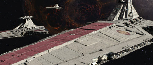 Destroyer stellaire de classe Venator
