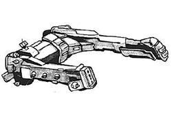 Canonnière de classe Warrior