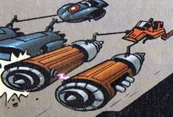 Podracer XR-Dualmega