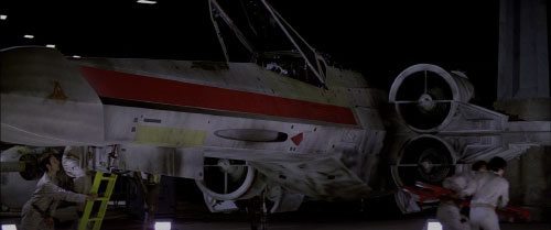 Chasseur X-wing T-65