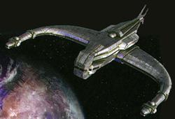 Yacht de classe Starscape