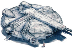 Cargo léger YT-1200
