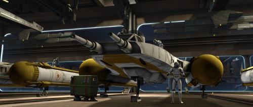 Y-wing BTL-B
