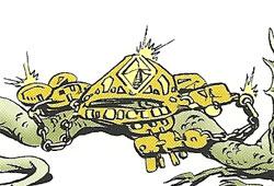 Amulette de Jori Daragon