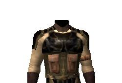 Armure à plaques de Cinnagar