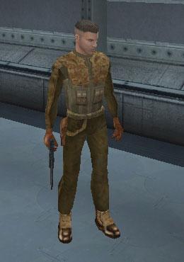 Armure mandalorienne