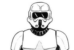 Armure de RAD Trooper
