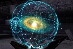 Cartes stellaires rakata