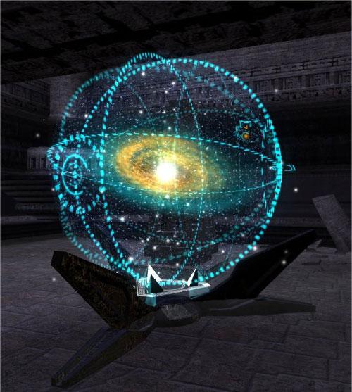 Cartes stellaires rakata - Encyclopédie Star Wars HoloNet