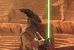 Combat au sabre laser (1)