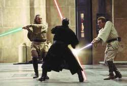 Combat au sabre laser (2)