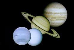 Descriptif des planètes