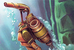 Propulseurs sous-marins